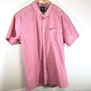 Quiksilver Button down